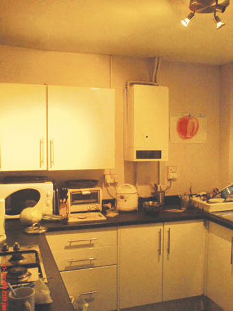 Good Kitchen in Student Accommodation, Liverpool